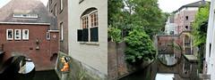 A s'Hertogenbosch, Jérôme Bosch est présent partout, S'Hertogenbosch, Brabant-Septentrional, Pays-Bas (claude lina) Tags: claudelina holland hollande paysbas nederland brabantseptentrional shertogenbosch boisleduc jérômebosch canaux