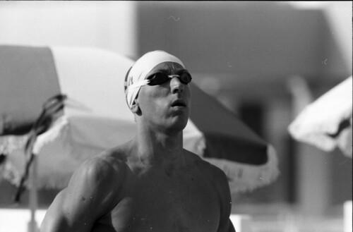 147 Swimming EM 1991 Athens