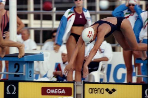464 Swimming EM 1991 Athens