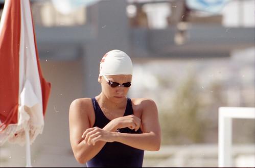 506 Swimming EM 1991 Athens