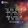 Quote of the Day: The Real Worship... (Mehdi/Messiah Foundation International) Tags: divine divinity god godly goharshahi lordrariaz quote quoteoftheday quotes riazahmedgoharshahi soul souls spirit spirituality worship
