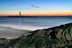 9CB_2681 (pattana92392) Tags: seawave sea longexposure sunset coast water fineart stone lighthouse