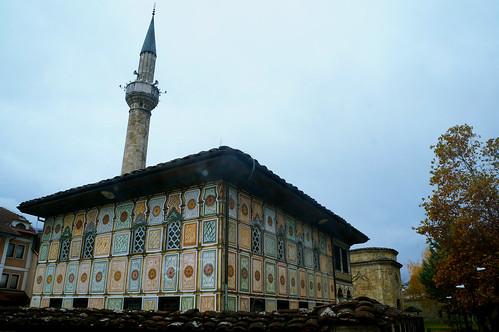 The Coloured Mosque - Tetovo, Macedonia
