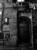 Senza titolo (frillicca) Tags: 2017 agosto ancient antico august bn bw biancoenero blackandwhite door lateravt monochrome monocromo night notte panasoniclumixlx100 porta