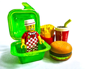 Fast Food Surprise!