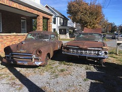 1950 and 1959 Chevrolets (austinmini1275) Tags: chevy american car cars classic vintage