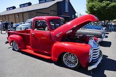 1949 Chevrolet (bballchico) Tags: 1949 chevrolet pickuptruck goodguys carshow scottlenhart