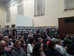 """presentazione libro oltre i cento passi (49) • <a style=""""font-size:0.8em;"""" href=""""http://www.flickr.com/photos/99216397@N02/38537793556/"""" target=""""_blank"""">View on Flickr</a>"""
