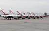Thunderbirds (Bob Franks) Tags: nellis air force base 2017 space expo aviationnation2017 af70 thunderbirds