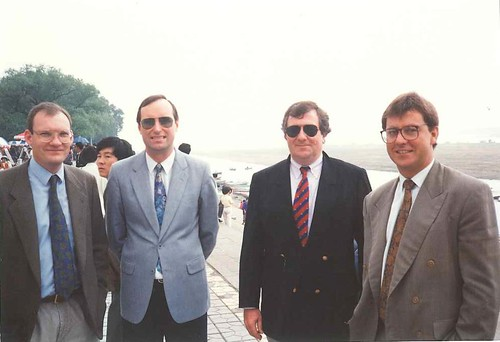 Harbin - Alan Smith, Clive Sheppard, Phil Day, Alfred Chown