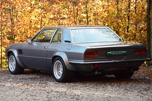 A gorgeous De Tomaso Longchamp GTS now in our inventory.
