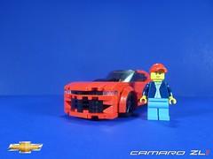 2017 Chevrolet Camaro ZL1_FOBL2 (Angel_GUARD) Tags: lego chevrolet camaro zl1
