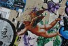 Combo_7140 rue du Calvaire Paris 18 (meuh1246) Tags: streetart paris combo rueducalvaire paris18 ange arme buttemontmartre