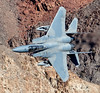 F 15C 147 california ANG fresno in rock symmetry (adovision) Tags: rainbow canyon jedi transition low level military aviation star wars f 15 16 f18 a 10 ea 18g