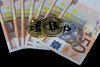 FIAT-Money (Euro) and Bitcoin (wuestenigel) Tags: börse ecommerce payment shopping bubble boom minen bitcion stock money mining blockchain kryptowährungen geld blase crash cryptocurrency crypto currency währung cash kasse business geschäft wealth reichtum finance finanzen bank achievement leistung paper papier euro financial finanziell dollar savings ersparnisse number nummer investment investition desktop note hinweis banknote gambling glücksspiel economy wirtschaft