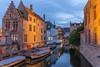 Brugge (Wim Boon (wimzilver)) Tags: wimboon brugge bluehour canoneos5dmarkiii canonef2470mmf28liiusm belgie belgium unescoworldheritage ik ook heen prachtig wim moet