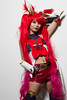 Jinx - Star Guardian - League of Legends (Claude Schildknecht) Tags: yokokochan leagueoflegends starguardian jinx ad200 beautybox broncolor cosplay eurexpo europe france godox japantouch japon lyon places