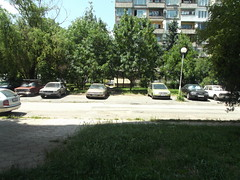 Sofia 2016 (Alpus) Tags: june 2016 sofia bulgaria spotting rare cars retro carpark