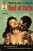 Pyramid Books 163 - Si Podolin - Bed of Hate (swallace99) Tags: pyramid vintage 50s paperback loumarchetti rudynappi