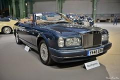 2001 Rolls Royce corniche V cabriolet (pontfire) Tags: 2001 rolls royce corniche v cabriolet bonhams les grandes marques du monde au grand palais rollsroyce v8 luxurycars automobiledexception voituredeluxe car cars auto autos automobili automobile automobiles voiture voitures coche coches carro carros wagen pontfire worldcars carsofexception britishluxurycars britishcars voitureanglaise