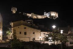 Castillo de Castalla nocturno (Oscar García) Tags: castalla alicante españa spain castillo castle medieval night light monumento monument