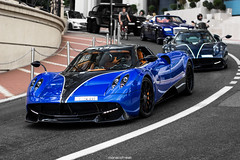 SquadGoals (MonacoFreak) Tags: monaco montecarlo summer supercar luxury cotedazur pagani huayra tempesta rollsroyce dawn brabus 6x6 mercedes mercedesbenz