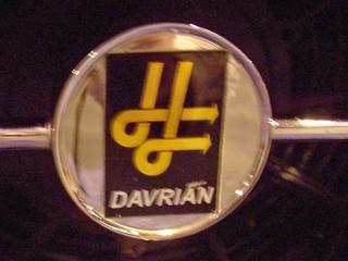 574 Davrian Badge - History (including Cor
