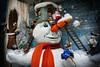 Frosty the Snowman (AD2115) Tags: augsburg city kapelle goldschmiede rathaus townhall cityhall bayern bavaria christmas perlach babylon goldener saal