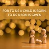 For unto us a Child is born, unto us a Son is given, and the government shall be upon His shoulder; and his name shall be called Wonderful Counselor, the Mighty God, the Everlasting Father, the Prince of Peace (Isaiah 9:5) christmasatredemption.com #edmon (rcokc) Tags: for unto us child is born son given government shall be upon his shoulder name called wonderful counselor mighty god everlasting father prince peace isaiah 95 christmasatredemptioncom edmond okc christmas oklahoma oklahomacity edmondok