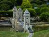 Pont Valentré de Cahors - France Miniature (Cyril Ribault) Tags: élancourt yvelines 130 france miniature maquette modelisme model franceminiature 130e pont pontvalentré cahors 46 lot panasonic lumix fz72