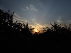 Закат / Sundown (zinushana) Tags: sunset sundown clouds sky неб небо облака закат
