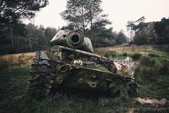 Im Visier / Target (kgreipel photography) Tags: panzer armor armoredcar armouredcar verlassen abandoned desolate decay old forgotten lost lostplace urban urbex urbanexploration urbanexploring klausgreipel kgreipel