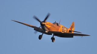 MK356/QJ-3 SPITFIRE  BBMF  RAF