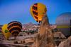 Hot air balloons in Cappadocia, Turkey (CamelKW) Tags: turkey2016 hotairballoons cappadocia turkey