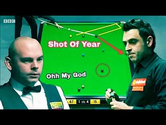 Most Amazing Snooker Frame ft. Ronnie O'Sullivan | Impossible Black | Incredible Steal from Bingham (akeelmansoor) Tags: most amazing snooker frame ft ronnie osullivan | impossible black incredible steal from bingham