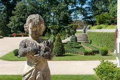 ARNAGA JARDIN-009 (MMARCZYK) Tags: villa arnaga france pays basque jardin ogrod 64 pyrénéesatlantiques nouvelleaquitaine cambolesbains à la française