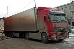 Volvo FH12.380  T 588 KB 45 (RUS) (zauralec) Tags: kurgancity streetradionovashoppingcenterparus автомобиль грузовик город курган улица volvo fh12380 t 588 kb 45 rus