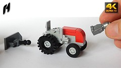 How to Build a Microscale Tractor with Snow Plow (MOC - 4K) (hajdekr) Tags: lego buildingblocks assemblyinstructions guide buildingguide tuto tutorial tip help tips stepbystep inspiration design manual moc myowncreation instruction instructions toy model buildingbricks bricks brick builder buildingtoy microscale microfigure micro figure microfig tractor vehicle plow snow snowplow plowing agro agriculture plant harvest vintage old retro cabrio cabriolet classic classical