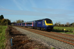 43196. Purton. 19-11-2017 (*Steve King*) Tags: purton diverts first great western 43196 class 43 high speed train wiltshire passenger