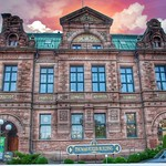 Brockville Ontario - Canada - Thomas Fuller Building - Former Old Post  Office  - Heritage thumbnail