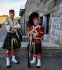 Halifax Citadel National Historic Site (julesnene) Tags: canada canon1635mmf4lisusm canon5dmarkiv citadel citadelhill halifax halifaxcitadelnationalhistoricsite juliasumangil novascotia julesnene reenactment soldier travel uniform wideangle ca 78th highlanders