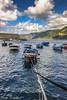 Scilla !! (paolotrapella) Tags: scilla calabria italy clouds sky boats seascape landscape wate cielo nuvole azzurro colors