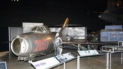 Mikoyan-Gurevich MiG-15bis at Wright-Patterson (J.Comstedt) Tags: national museum usaf force aircraft aviation aeroplane wright patterson dayton ohio usa mikoyan gurevich mig15 mig15bis north korea air johnny comstedt