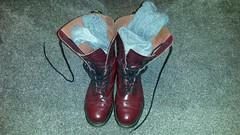 20170301_174814 (rugby#9) Tags: drmartens boots icon size 7 eyelets doc docs doctormarten martens air wair airwair bouncing soles original 14 hole lace docmartens dms cushion sole yellow stitching yellowstitching dr comfort cushioned wear feet dm 14hole cherry indoor 1914 boot footwear shoe socks bootsocks greysocks greybootsocks