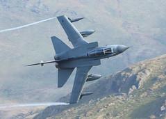 GR.4 (Treflyn) Tags: raf royal air force panavia tornado gr4 zd849 110 marham36 cad pass west lfa7 low flying mach loop wales