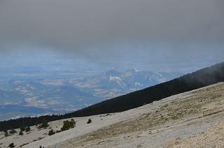 Mount Ventoux view