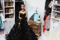 Beautiful Rayna (Isabelle from Paris) Tags: fashion royalty nuface rayna ahmadi natural wonder fairytale intergrity toys convention