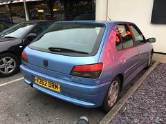 Peugeot 306 LX HDi (VAGDave) Tags: peugeot 306 lx hdi 1999