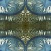 Between Dimensions (Ed Sax) Tags: abstrakt edsax surreal art photokunst photoart psychedelisch blau grün plastik badematte rolle silikon