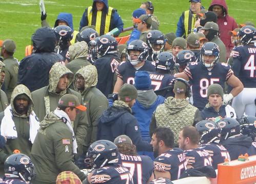 Chicago Bears v. Green Bay Packers - October 12, 2017